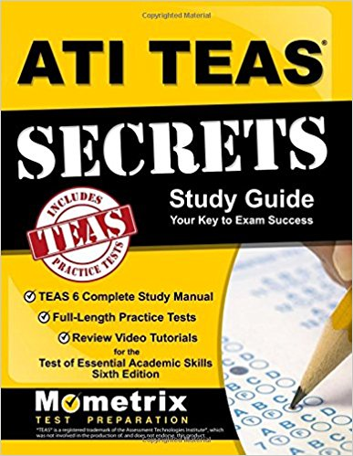 ATI TEAS 6 Secrets Study Guide
