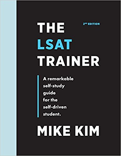 The LSAT Trainer Mike Kim