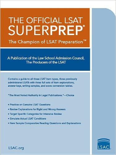 The Official LSAT Superprep