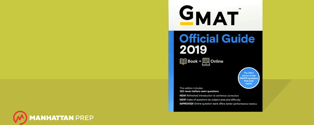 Manhattan Prep Gmat Book