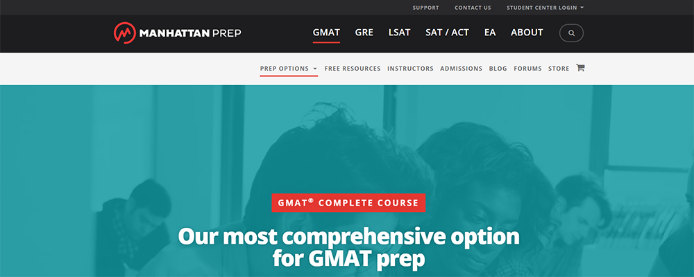 Manhattan Prep Gmat Courses